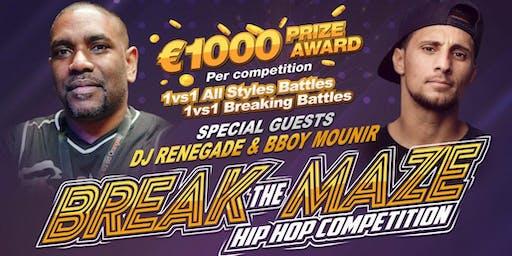 Break The Maze