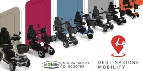 Destinazione Mobility fa tappa a Inzago biglietti