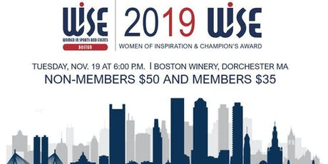 WISE Boston Women of Inspiration Awards tickets