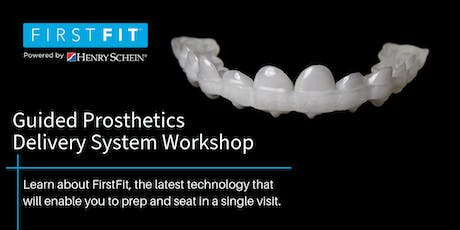 FirstFit Guided Prosthetics Delivery System Workshop: Hosted By FirstFit (Danville, CA) tickets