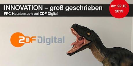 FPC Hausbesuch bei ZDF Digital tickets