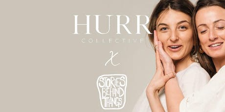 HURR x Stories Behind Things: Upcycling and Embroidery Workshop tickets