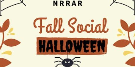 NRRAR 2019 Fall Social tickets