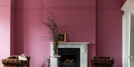 Farrow & Ball Colour Workshop with Afternoon Tea tickets