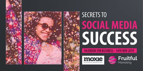 Facebook for Business: Secrets to Digital Marketing Success tickets
