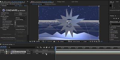 Grundkurs After Effects und 3D