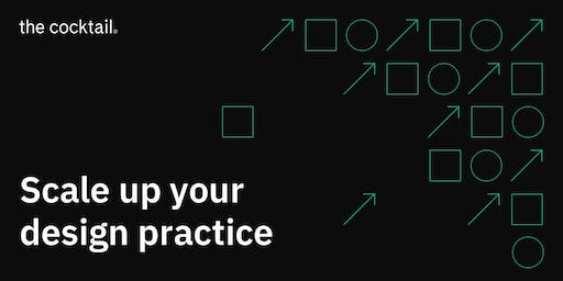 TCK Design Reflections: Scale up your design practice