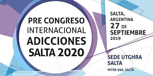 Pre Congreso Internacional de Adicciones