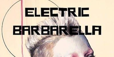 Electric Barbarella Alternative 80's Club Night
