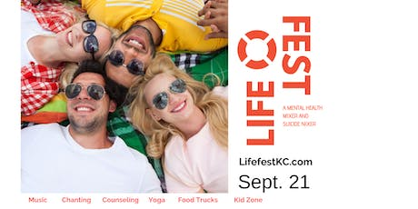 Life Fest: Peace, Love & Zero Suicides tickets
