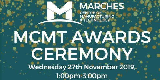 MCMT Apprentice Awards 2019