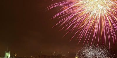 Bath Rotary Firework Display 2019