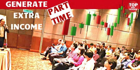 Do YOU have 30 min a day to HELP YOU part time Generate EXTRA INCOME by.. tickets