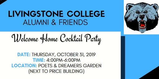 Livingstone College Alumni & Friends Cocktail Party