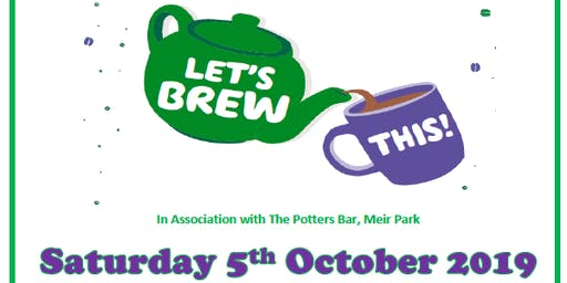 Meg & Lucie's Afternoon Tea in Aid of Macmillan Cancer Support