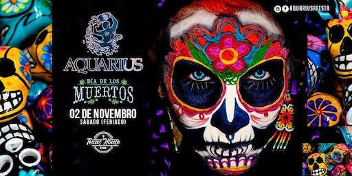 Aquarius: El Dia de Los Muertos @texashousepub