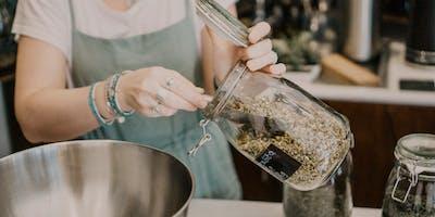 Hands-on Herbal Tea Workshop