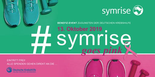 Symrise goes Pink