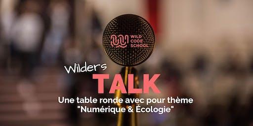 Wild Talk - Numérique & Écologie - Wild Code School Strasbourg