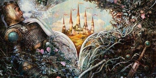 Magic : avant-première le trone d'eldraine