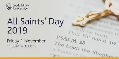 All Saints' Day 2019 tickets