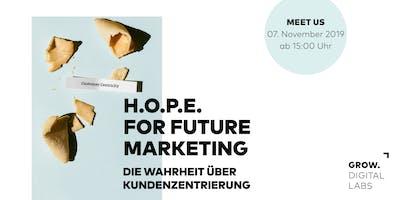 Grow Digital Labs - H.O.P.E. for future marketing