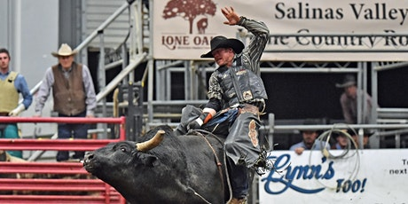 Salinas Valley Wine Country Pro Rodeo| Feb. 28-29, 2020 tickets
