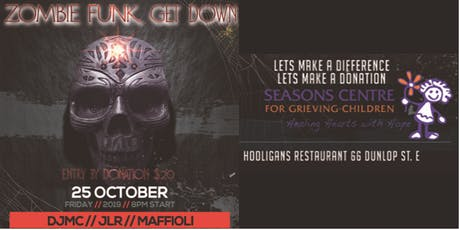 Zombie Funk Get Down tickets