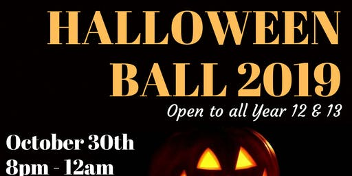 Halloween Ball 2019