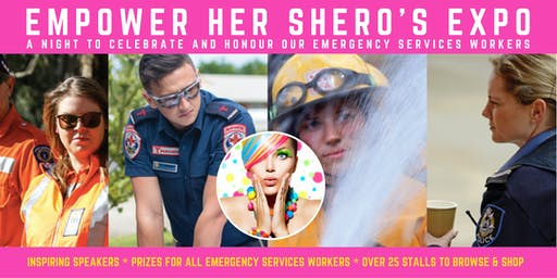 EMPOWER HER SHERO'S EXPO Exhibitor Registration
