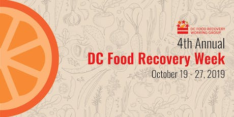 Food Recovery Week Happy Hour Mixer! tickets