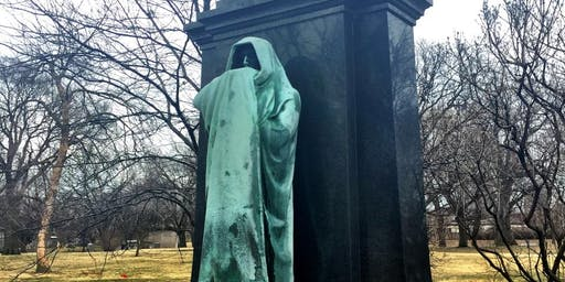 Graceland Cemetery Tour: Stories, Symbols and Secrets  (Halloween edition, Sat Oct 26)