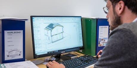 CONVEGNO: Vademecum per progettare edifici in legno biglietti