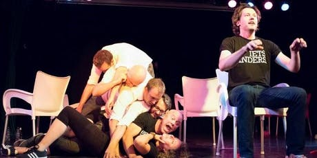 ZIMIHC IMPRO comedy: Goede Voornemens tickets