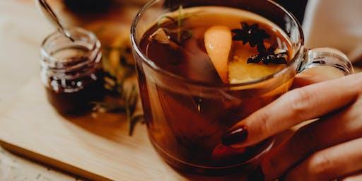 Fall Tea Tasting