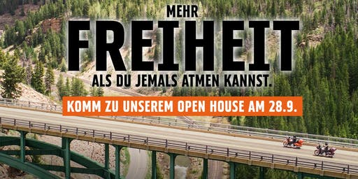 Open House  im House of Flames Ulm
