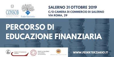 Percoso di educazione finanziaria - Consob -FederTerziario