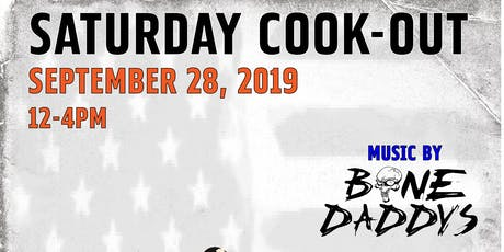 Saturday Cook-Out at Falcons Fury Harley-Davidson tickets