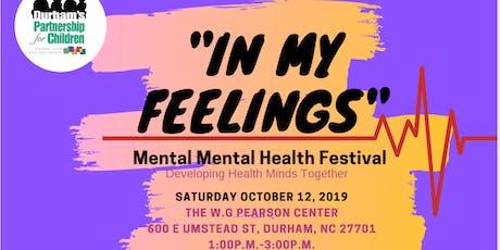 """""""In My Feelings"""" tickets"""