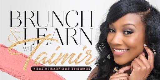 Brunch & Learn with Taimir