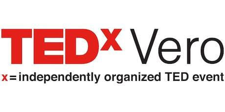 TEDxVERO tickets