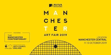 Manchester Art Fair 2019 featuring The Manchester Contemporary tickets