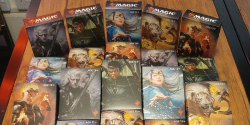 "MAGIC THE GATHERING ""STARTER DECK"" TOURNAMENT"