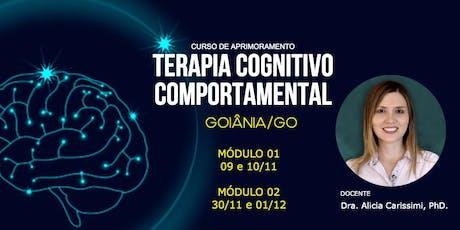 CURSO DE APRIMORAMENTO TERAPIA COGNITIVO COMPORTAMENTAL (TCC) ingressos