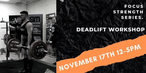 Deadlift Workshop