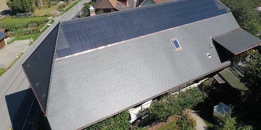 Kurs Nr. 1342 Ein neues Kleid für Ihr Eigenheim mit Schwerpunkt Photovoltaik