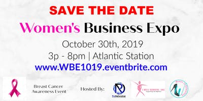 Women's Business Expo: October 2019