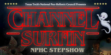 2019  TTU NPHC Step Show tickets