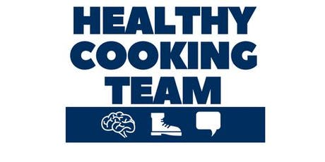 Healthy Cooking Team Weekly Sessions (fall 2019) tickets