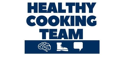 Healthy Cooking Team Weekly Sessions (fall 2019)